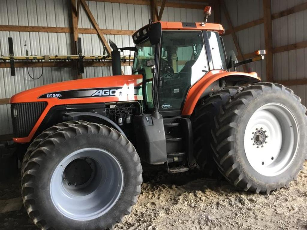 Agco DT240A Tractor