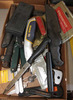 Knives, Blades, Box Cutters