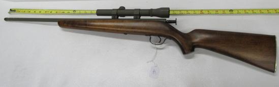 Stevens Arms Westpoint .22 Short Long Model 121