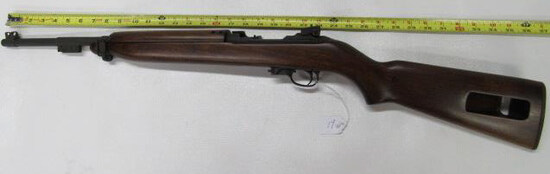 National Postal Meter M 1 Carbine 30 Carbine Rifle