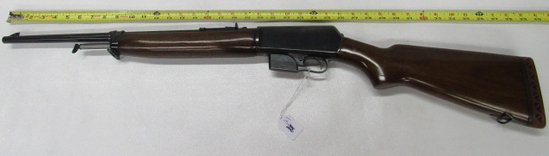 Winchester Model 07 .351 Cal Automatic Rifle