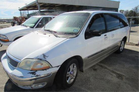 2003 Ford Winstar