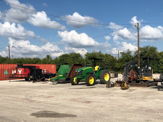 Equipment and Auto Auction- September 19th, 2020