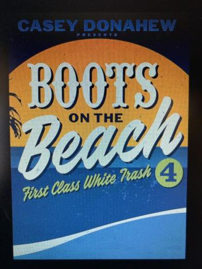 Casey Donahew's Boots on the Beach Festival Trip