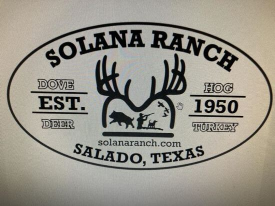 Solana Ranch Hunt Package