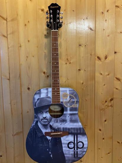 Doyle Bramhall II Autographed Guitar