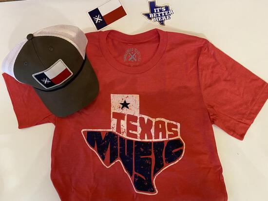 Tumbleweed Texstyles Merchandise Pack