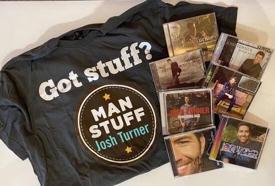 Josh Turner Merchandise Pack
