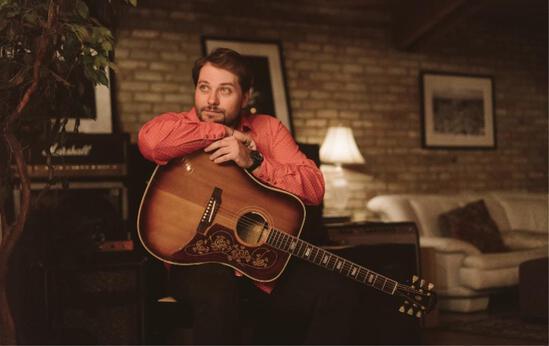 Backyard Concert with Rob Baird