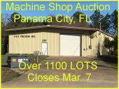CNC Machine Shop, Military Aircraft Parts, Tooling