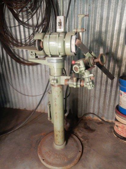 "Sterling Model ""DA"" Drill & Carbide Tool Grinder S/N:  DG883DA (66""x38""x20"""