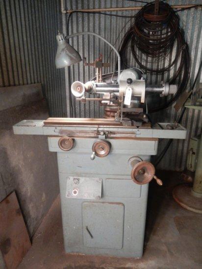 Jugner Tools Drill Sharpener Phase 3 Motor & End Mill Sharpener(*Couldn't F