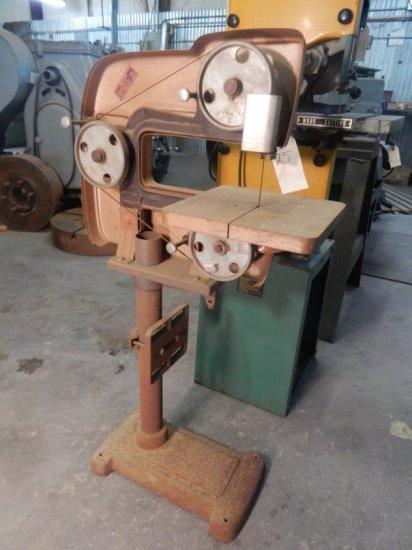 "Sears Roebuck & Co Wood Cutting Band Saw Mod:103.245.50 (49""x27""x12"")*Doesn"
