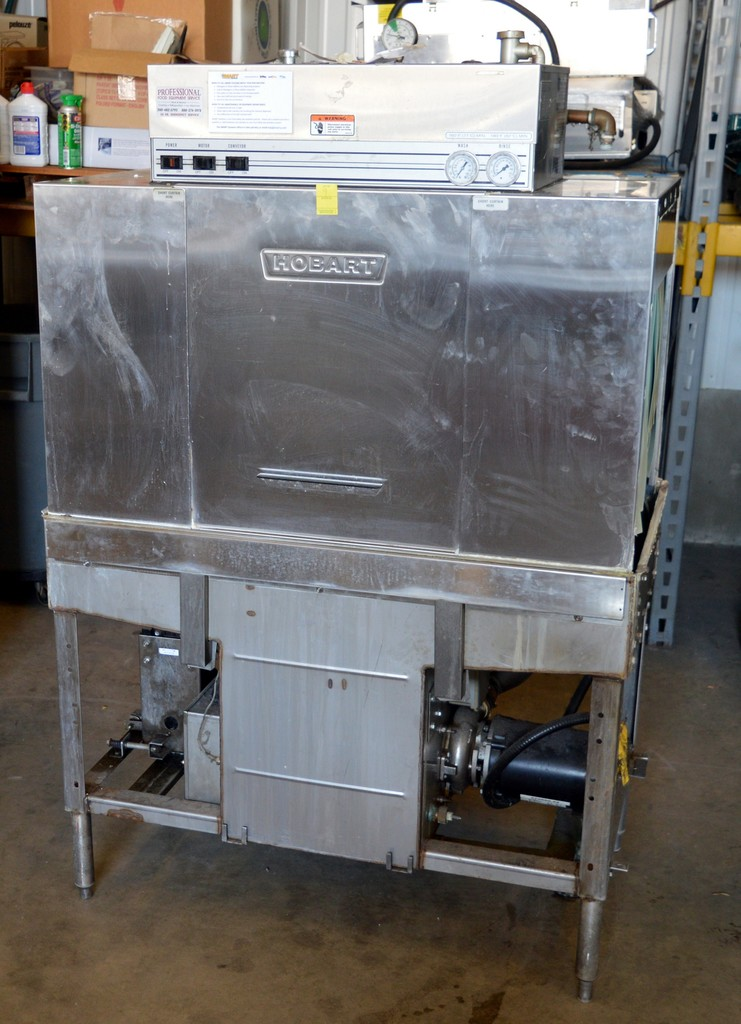 Lot: Hobart Dishwasher CCS66A | Proxibid Auctions