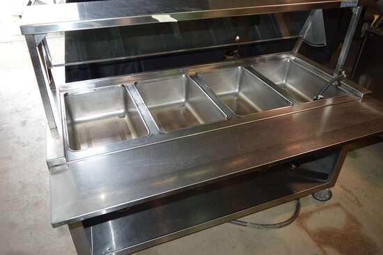 Duke Steam Table