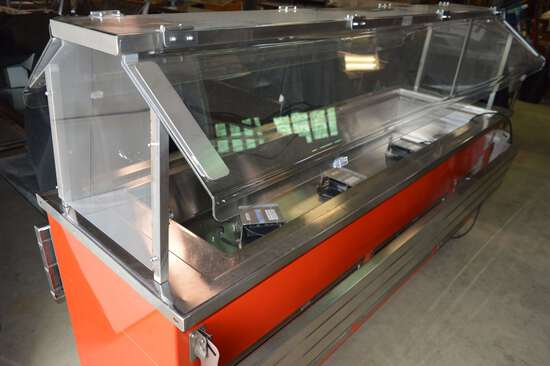 Colorpoint Refrigerated Salad Bar