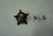 """Authentic #3124763 Sterling Silver """"Order of the Red Star"""" Soviet Medal Image 1"""