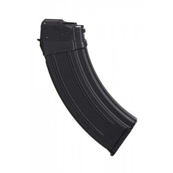 PROMAG AKSL-30 - AK-47 7.62x39mm (30) Round Steel Lined Polymer Black Magazine, $21.99