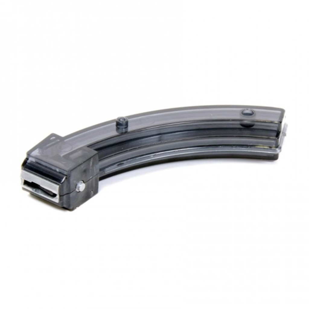 PROMAG RUG-A6 - Ruger 10/22, Charger .22lr (25)Rd Smoke Polymer Magazine, $20.49