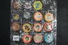 Fourteen (14) 1984 7-11 Slurpee Disc Collecton, Estate Find! Loaded with Super Starts incl: