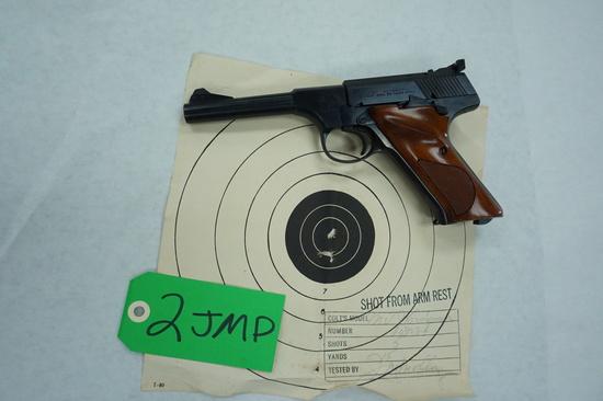 "Estate Find: Colt Woodsman .22LR Pistol, 4.5""BRL, semi auto, ORIGINAL BOX!"