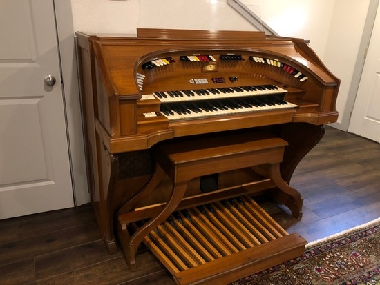 1966 Wurlitzer Model 4520 (First Year Model) Mint Condition and Plays Beautifully. West Houston