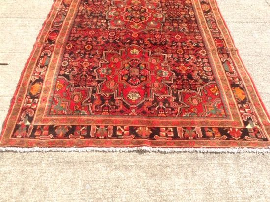 Aprox. 5'x10' KURDISH Hand Tied Persian Rug, Hand Knotted Carpet, Retail Value $4200. $60 Shipping