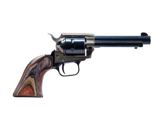 HERITAGE MANUFACTURING ROUGH RIDER SMALL BORE 22LR | 22 MAGNUM, Color Case Hardened, NEW. RR22MCH4