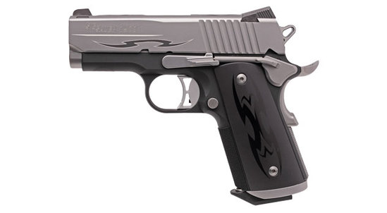 TRIBAL SIG SAUER 1911 ULTRACOMPACT 45ACP, NEW IN BOX