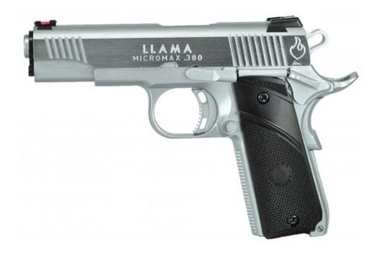 "LLAMA LMM380C MICROMAX 380ACP, NEW IN BOX, 3.75""BRL"