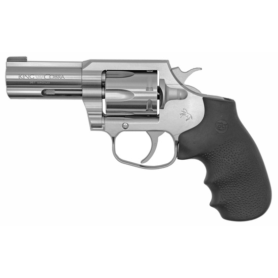 Colt's Manufacturing, King Cobra Revolver, 357 Magnum, NEW IN BOX, KCOBRA-SB3BB