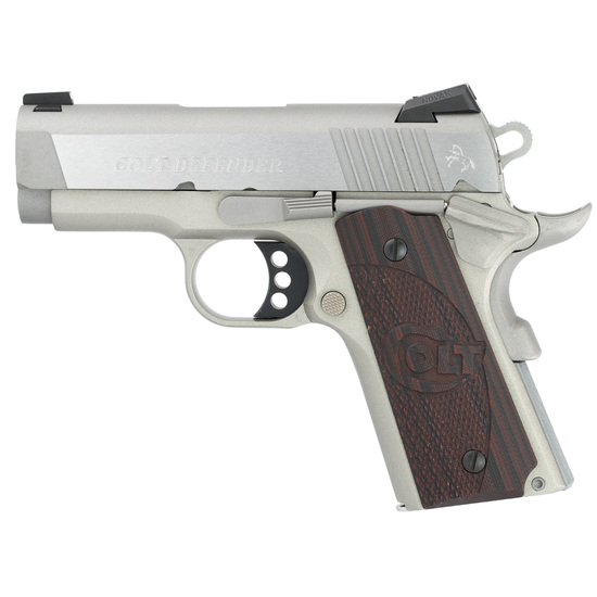 Colt's Manufacturing, Defender SS, Compact 1911, 45ACP, O7000XE, New In Box