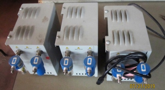 Parker Zero Air Generator Lot (3) For One Money!