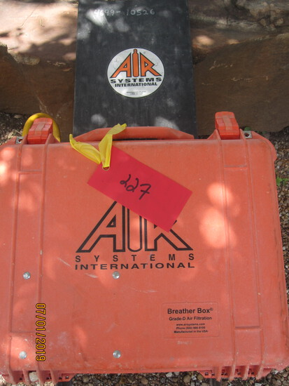 Air Systems International Breather Box