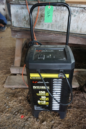 Schumacker Battery Charge, looks new, 150 amp