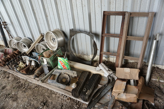 Ramps, Ford Heads, Head Light Buckets, Valve Cover