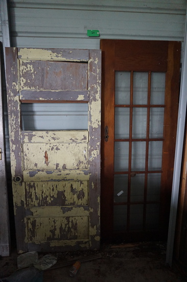 TWO Doors For One Money: 15 light French and Rustic