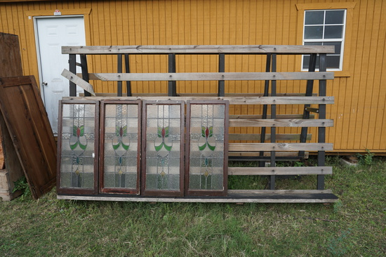 Large Glass Rack