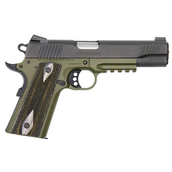 Colt, Series 80, 1911, Semi-automatic Pistol, NEW IN BOX
