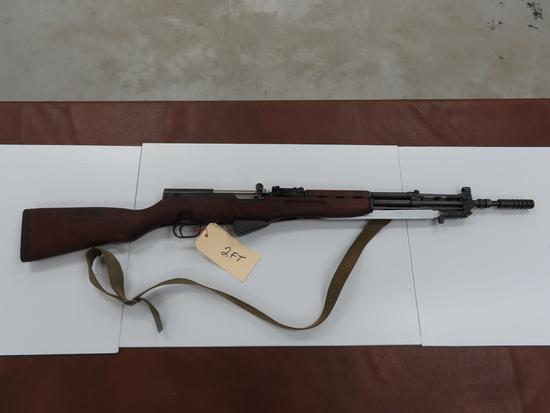 Yugoslavian M59-66 SKS, 7.62x39, Bayonet, Sling, Sights, Matching #s. Nice Frydek Estate Find!