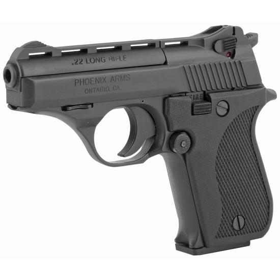 """Phoenix, HP22A, Compact, 22LR, 3"""" Barrel, Alloy Frame, NEW"""