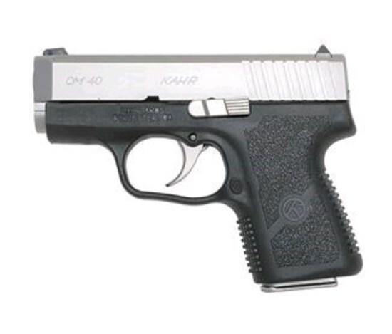 "KAHR ARMS CM40 Pistol, .40SW, 5 Shot, NEW IN BOX, 3""BRL, CM4043"