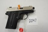 Sig Sauer P238 .380ACP 6 Shot, Sub Compact, NEW IN BOX