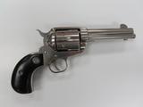 Cowboy Action Shooting: Ruger Vaquero, .45LC, 4.5