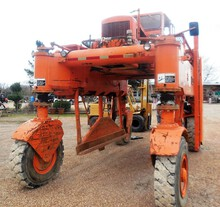 Ross Straddle Carrier 4x4 - AS IS WHERE IS