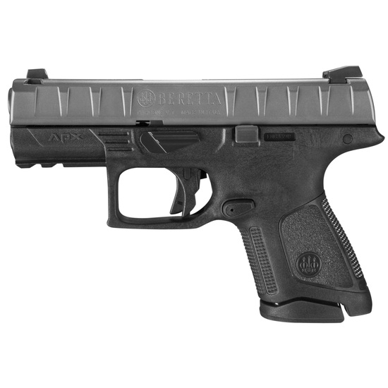 Beretta, APX, Semi-automatic, Striker Fired, Compact, 9MM
