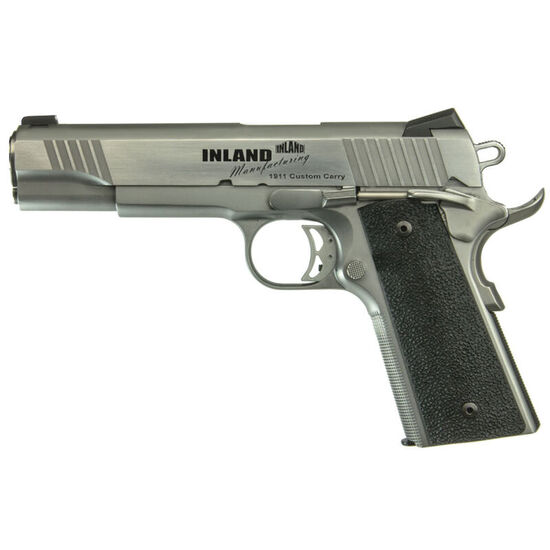 Inland 1911 Custom Carry Semi Auto Pistol 45ACP