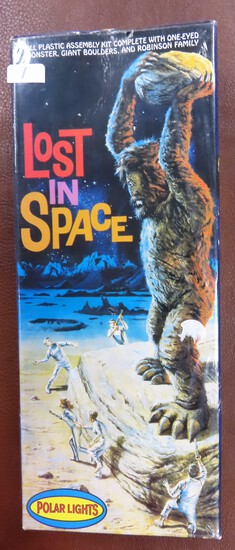 1997 UNOPENED Lost in Space Plastic Assemby Kit, Polar Lights