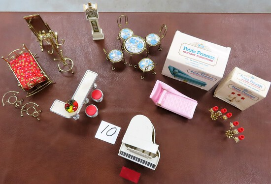 Doll House Furniture Lot! High Value Lot! All One Money