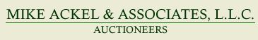 Mike Ackel & Associates Auctioneers L.L.C.